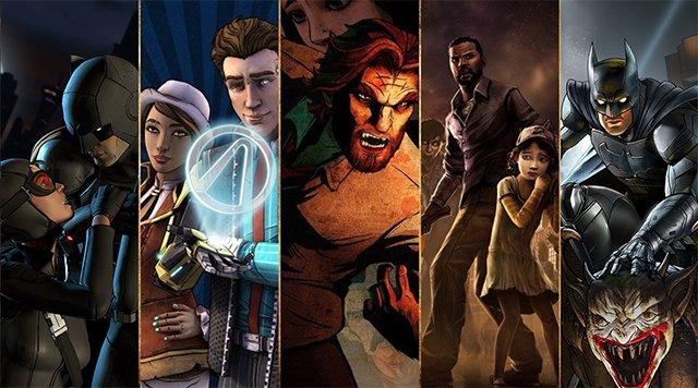 best-telltale-games