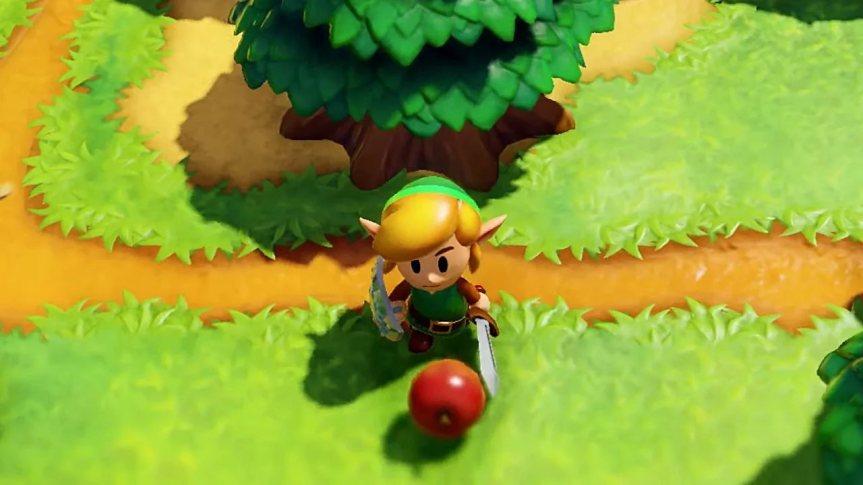 Legend-of-Zelda-Link's-Awakening-–-How-to-Get-Bananas