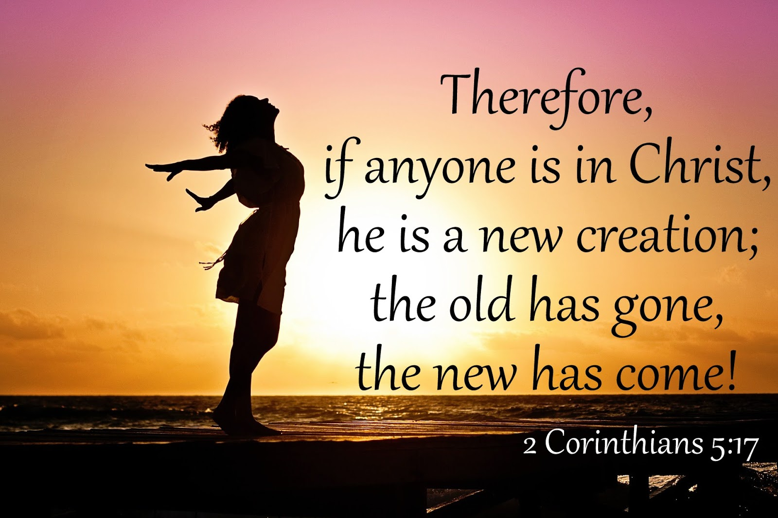 The Old Has Gone, The New Has Come! | William Severt