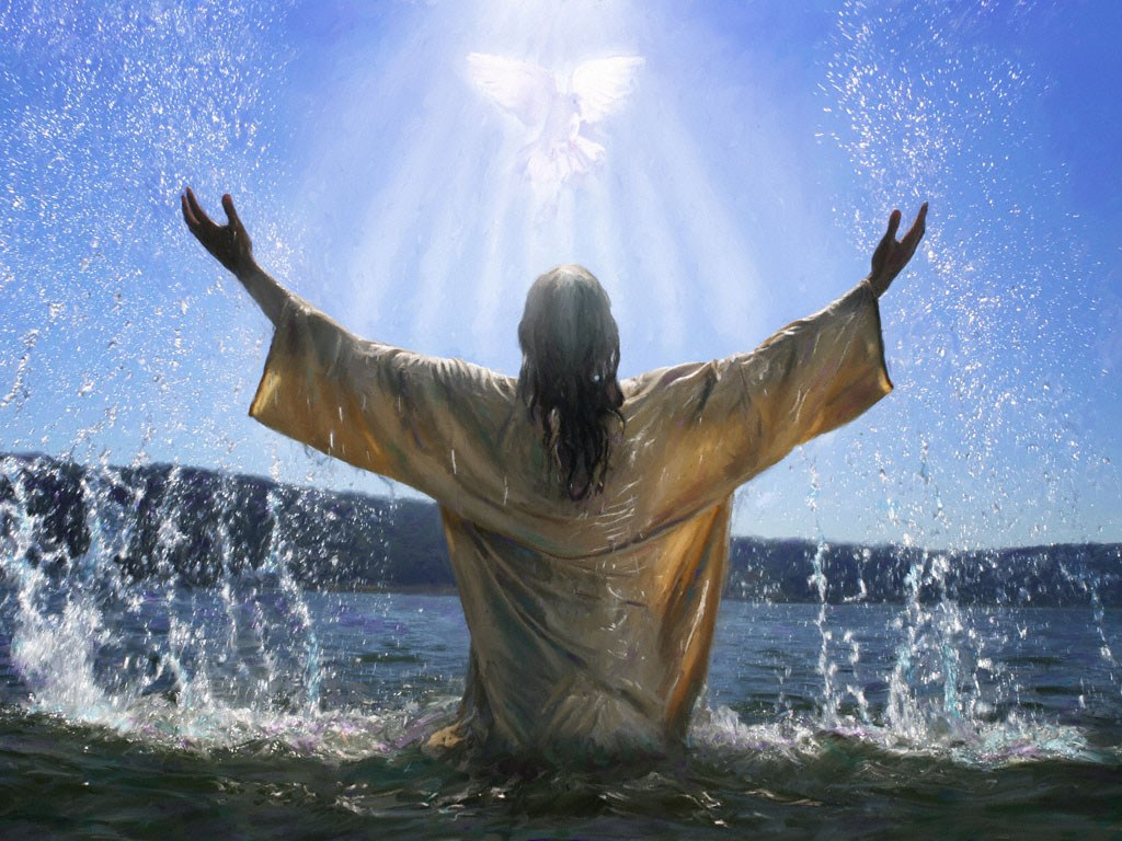 Baptism of Jesus — Cochrane Street United Church